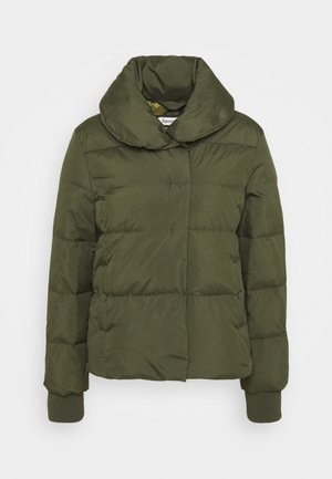 TOPAZ - Down jacket - army
