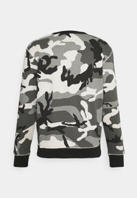 Diesel - UMLT-WILLY SWEAT-SHIRT - Pyjama top - camouflage grey - 6