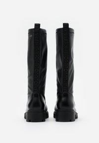 LIU JO - DEBBIE - Vysoká obuv - black - 2