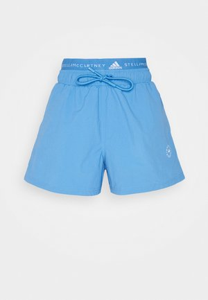 SHORT - Sportovní kraťasy - blue