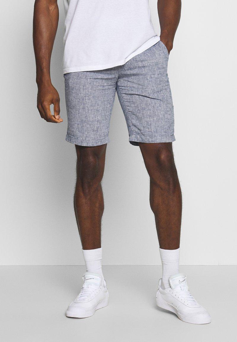 Selected Homme - SLHSTRAIGHT PARIS  - Shorts - blue