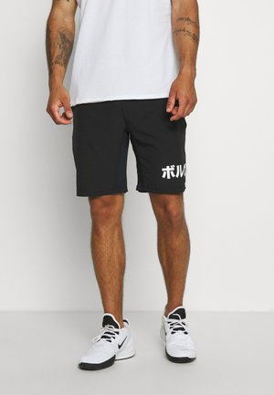 AUGUST SHORTS - Sports shorts - black beauty