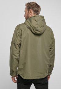 Brandit - Lehká bunda - olive - 2