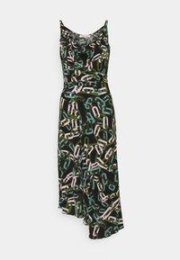 Diane von Furstenberg - AMY - Jersey dress - black - 5