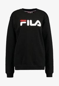 Fila - PURE CREW - Bluza - black - 4