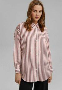 edc by Esprit - Button-down blouse - off white - 0
