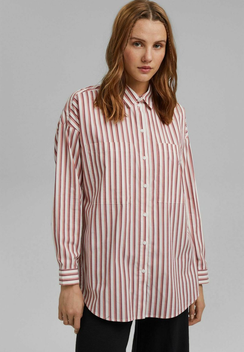 edc by Esprit - Button-down blouse - off white
