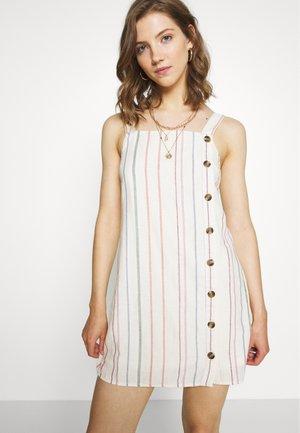 SIDE SLIP - Denní šaty - multi