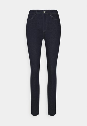 LANG - Skinny džíny - dark blue
