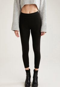 DeFacto - Leggings - Trousers - black - 0
