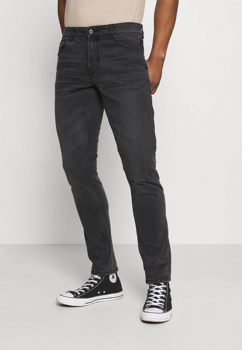 Solid - JOY  - Slim fit jeans - grey