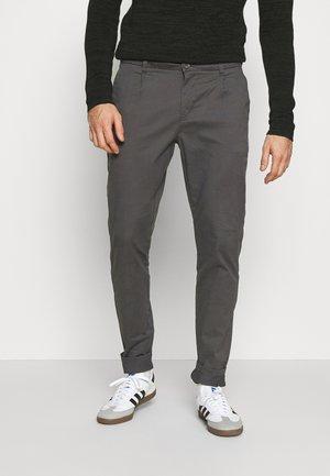ONSCAM - Chino kalhoty - grey pinstripe