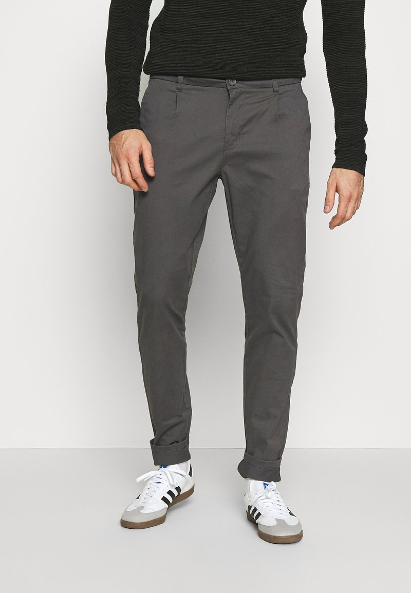 Only & Sons - ONSCAM - Chino - grey pinstripe