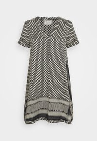 CECILIE copenhagen - DRESS - Day dress - black/stone - 5
