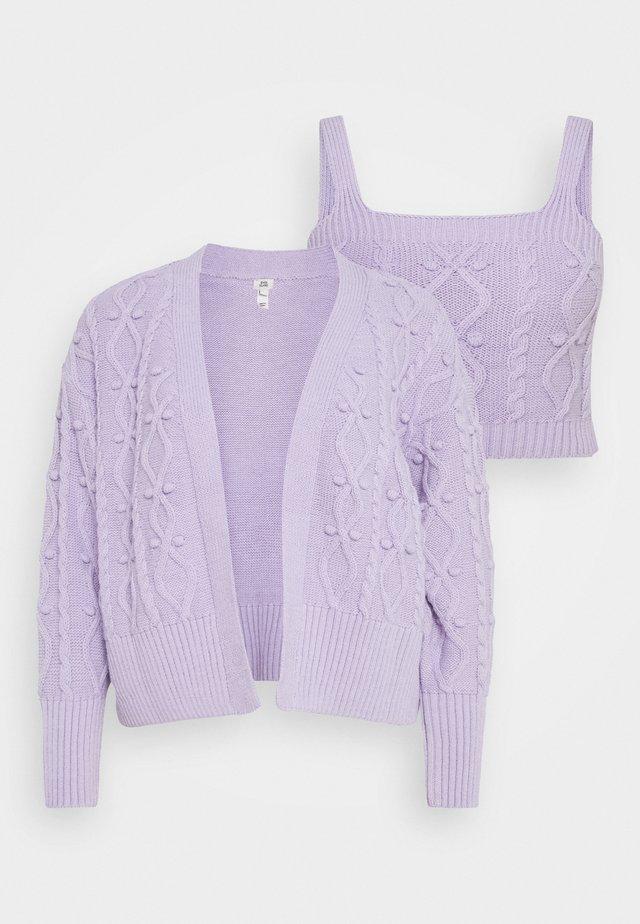 SET - Linne - lilac
