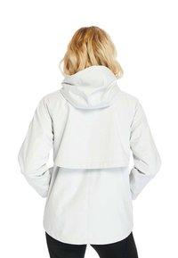 Timberland - SHORT  - Summer jacket - white sand - 2