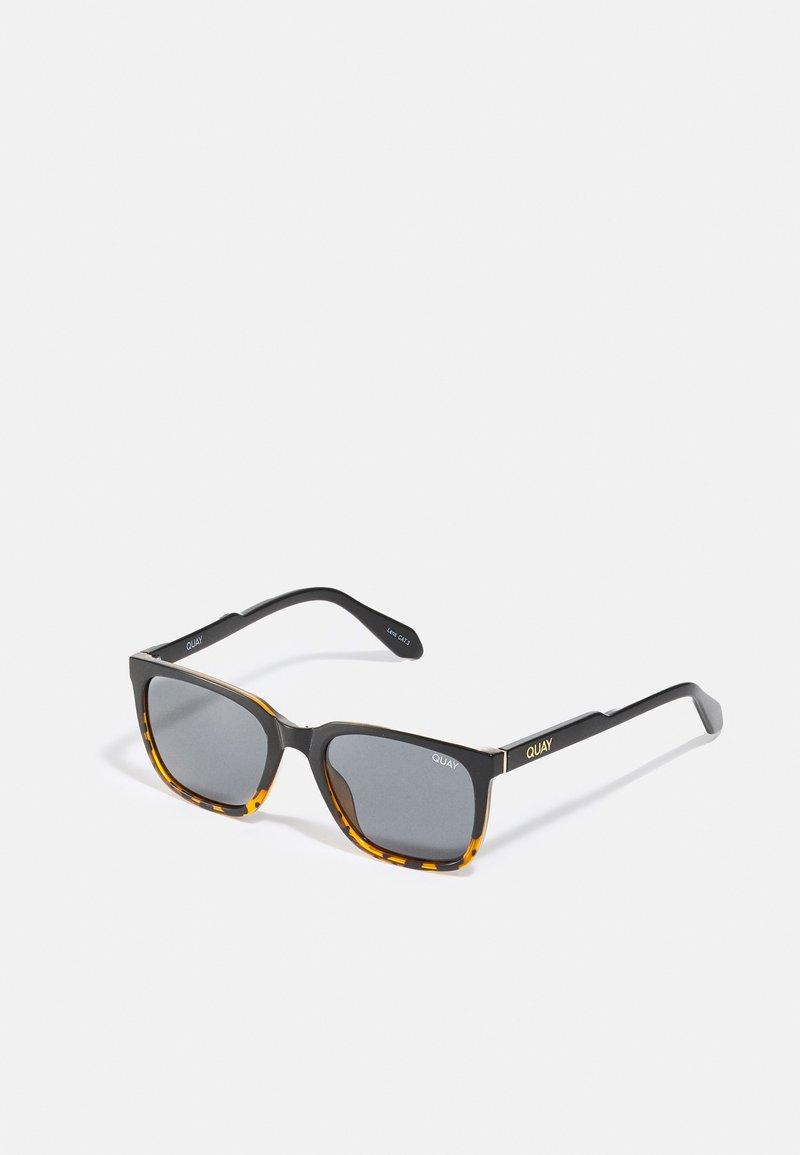 QUAY AUSTRALIA - LEGACY - Sunglasses - black/smoke