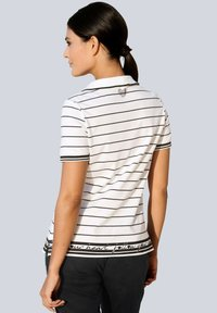 Alba Moda - Polo shirt - weiß,schwarz - 2