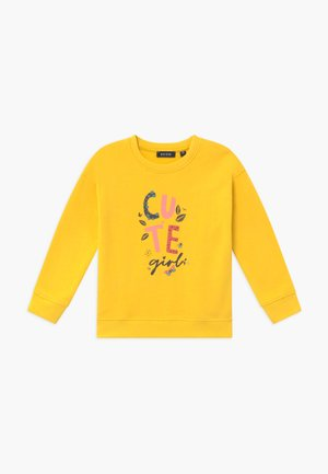 KIDS CUTE - Sweatshirt - yellow