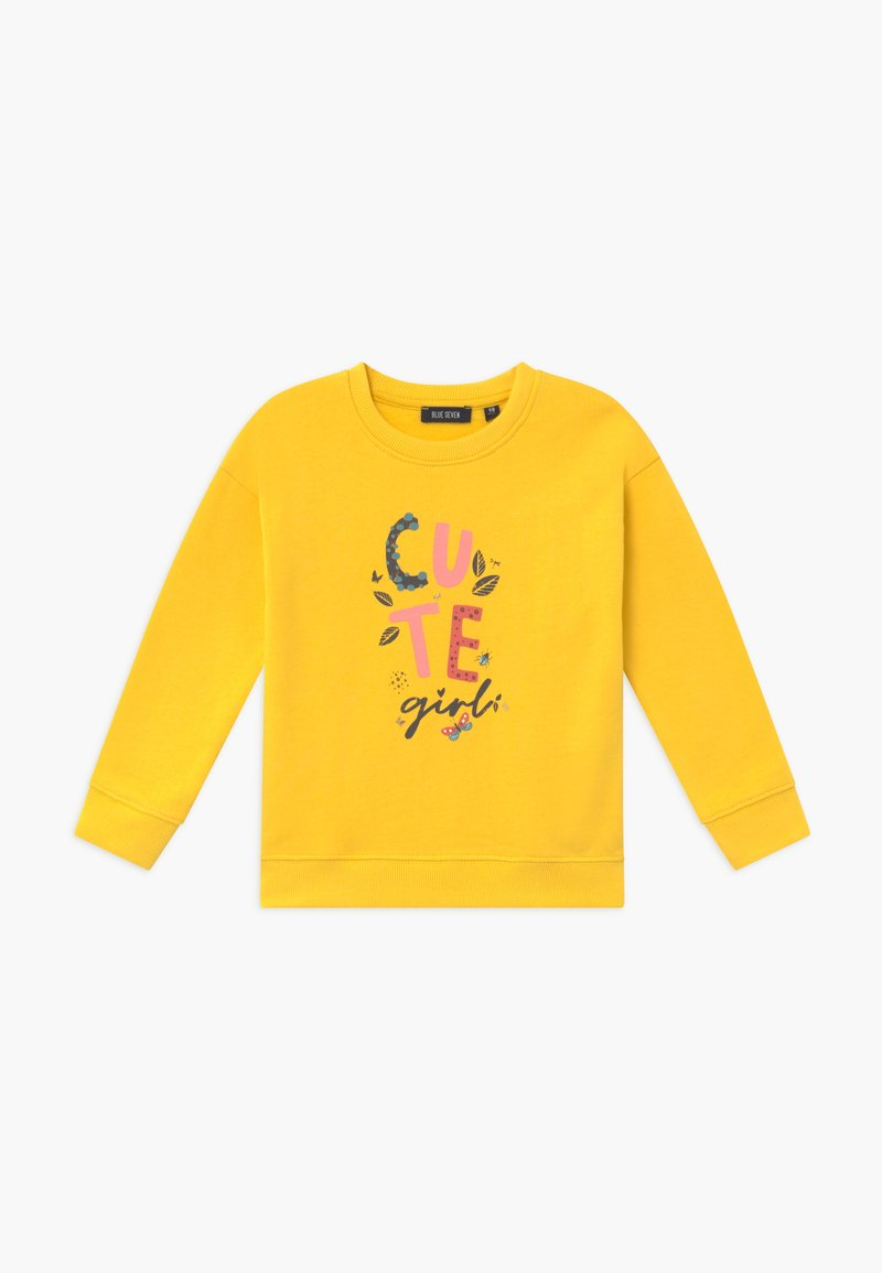 Blue Seven - KIDS CUTE - Sweater - yellow