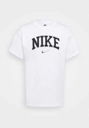 RETRO TEE - T-shirt con stampa - white