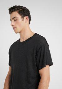 Iro - JURUS - Basic T-shirt - black - 4