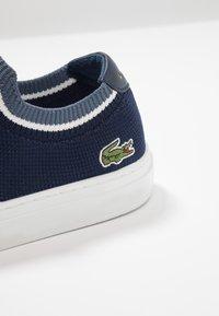 Lacoste - LA PIQUEE - Sneaker low - navy/dark blue - 5