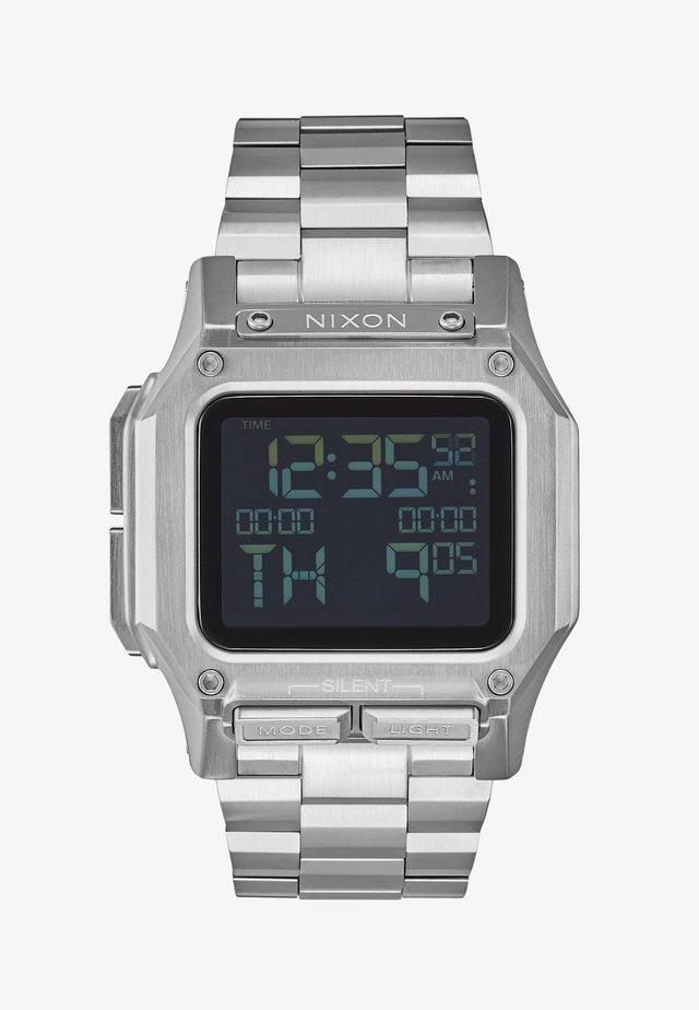 REGULUS - Digital watch - silver-coloured