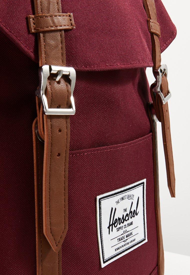 Herschel RETREAT  - Tagesrucksack - bordeaux/marron/dunkelrot - Herrentaschen zCsZO