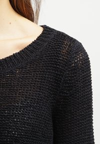 ONLY - ONLGEENA - Sweter - black - 4