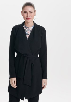 ONLRUNA SPRING  - Manteau court - black