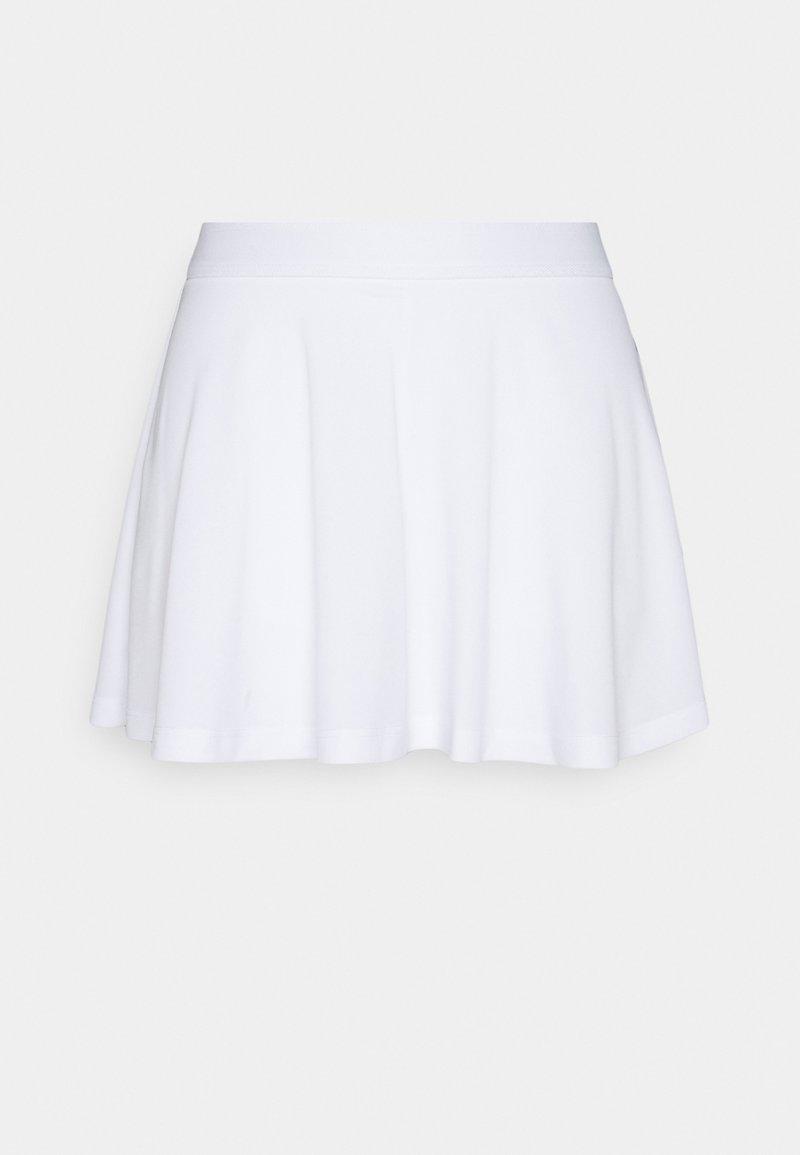 Björn Borg - SKIRT TRISTA - Sports skirt - brilliant white