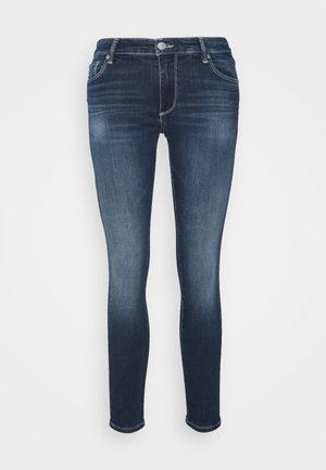 LEGGING ANKLE - Jeans Skinny Fit - blue
