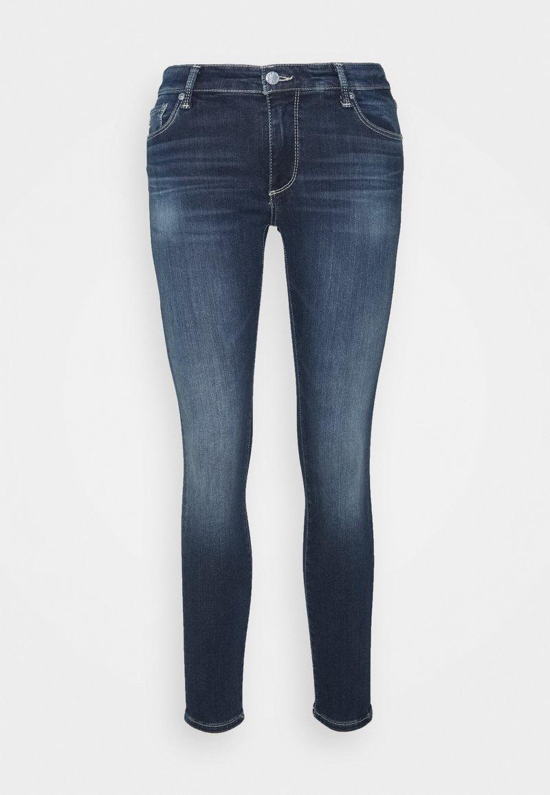 AG Jeans - LEGGING ANKLE - Jeans Skinny Fit - blue