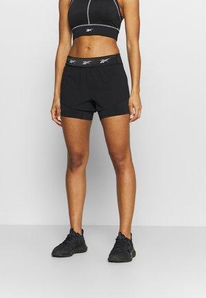 EPIC SHORT  - Pantalón corto de deporte - black
