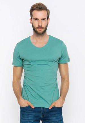 T-shirt - bas - green