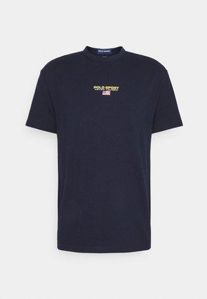 SHORT SLEEVE - T-shirt imprimé - cruise navy