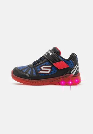 Sneaker low - black/red/blue