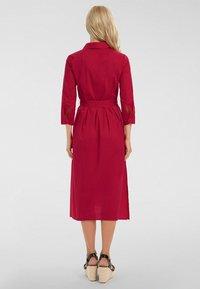 Apart - Robe chemise - rot - 2