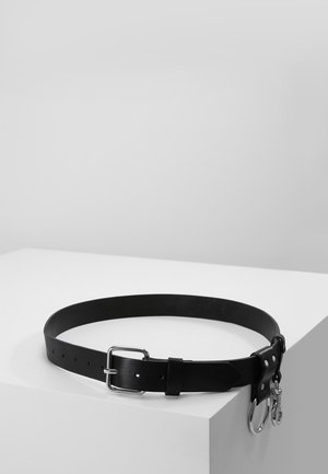 KEY BELT - Belt - black