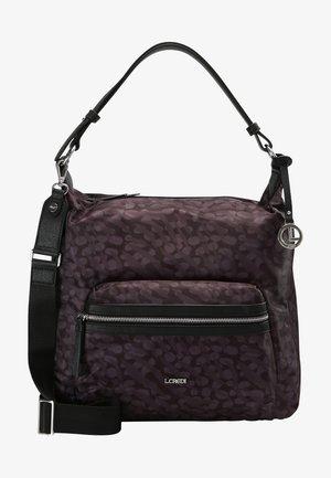 HOBO FIDES - Handbag - schwarz