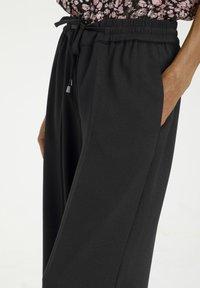 Kaffe - KALARA - Trousers - black deep - 3