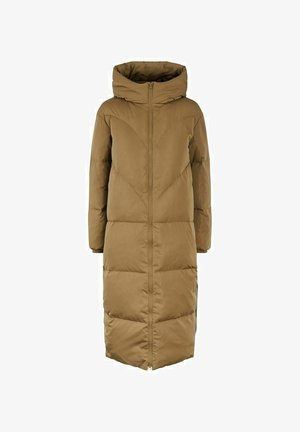 Down coat - ermine