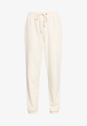 OVERSIZED JOGGER - Pantalones deportivos - grey