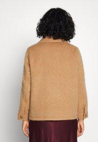 Topshop - JACKET - Summer jacket - tan - 2
