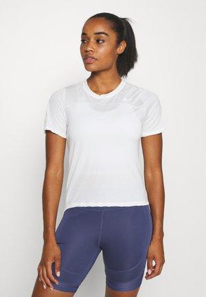BEST - Camiseta básica - pale ivory/white