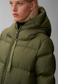 Marc O'Polo - Down coat - workers olive - 3