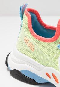 Steve Madden - Sneakers - green/multicolor - 2