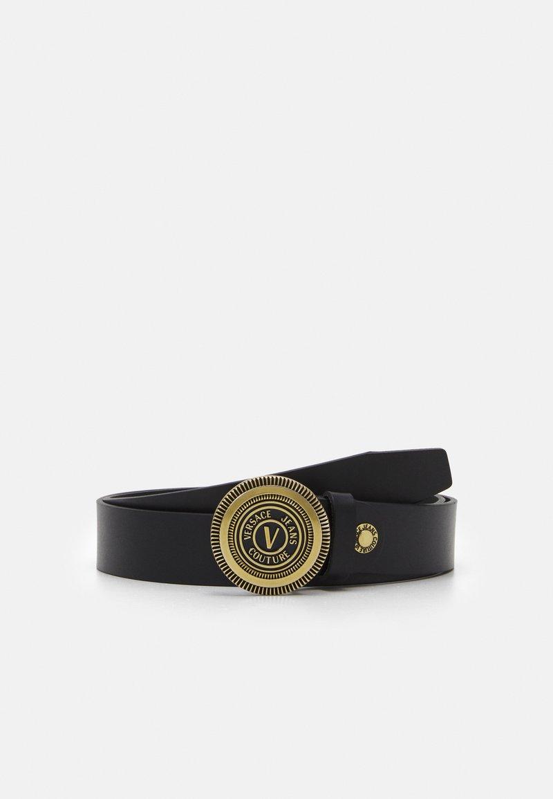 Versace Jeans Couture - CINTURA UNISEX - Pásek - nero