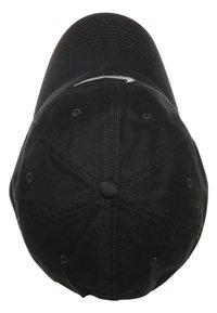 Nike Sportswear - SWOOSH HERITAGE86 - Caps - black/wolf grey - 5